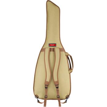 Fender FET-610 Funda Guitarra Eléctrica Tweed