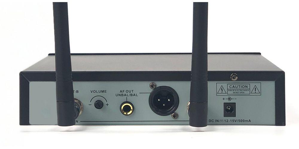 audibax sidney u 508 conexiones