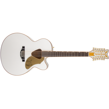 Gretsch G5022CWFE-12 Falcon Rancher White
