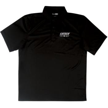 Gretsch Power & Fidelity Golf Shirt Black Talla XL