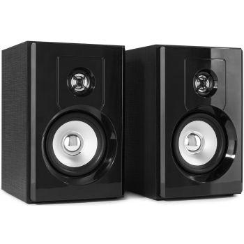 Fenton SHF-404B Altavoces de Estanteria Activos Con Bluetooth 4