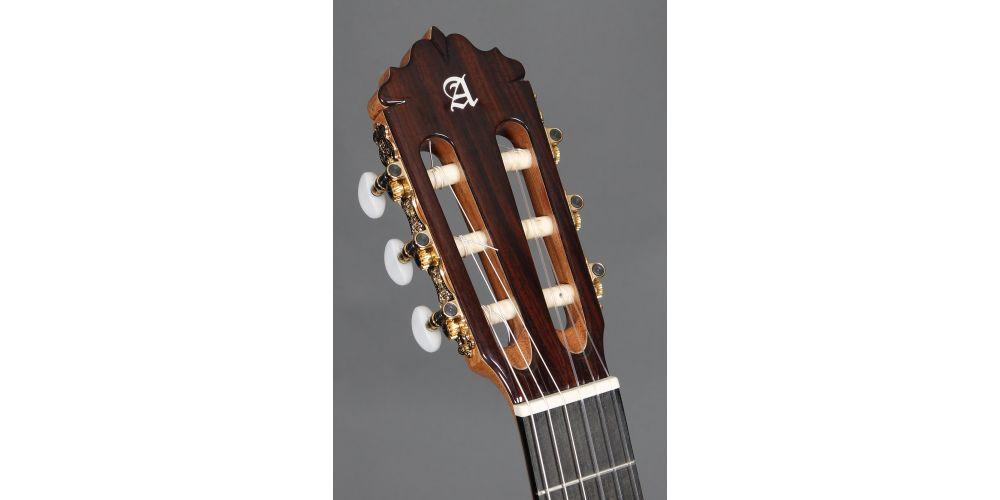 alhambra 5f guitarra flamenca mastil
