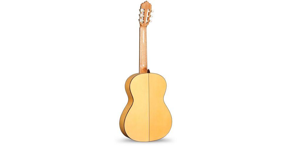 alhambra 5f guitarra flamenca oferta trasera