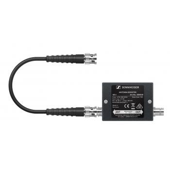 Sennheiser Ab4-Aw + Módulo Amplificador De Antena En Línea