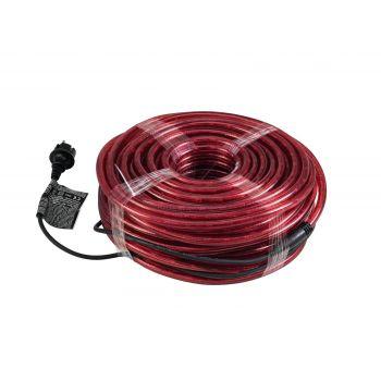 Eurolite Rubberlight RL1-230V Red 44m Tira Led