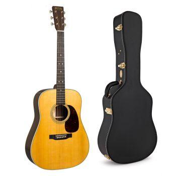 Martin D-28 Guitarra Acústica con Estuche