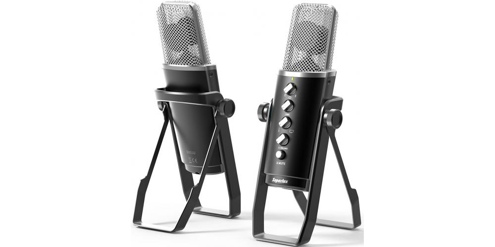 oferta microfono Superlux E431U