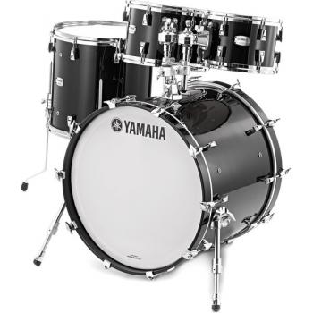 Yamaha Recording Custom Fusion Solid Black 20