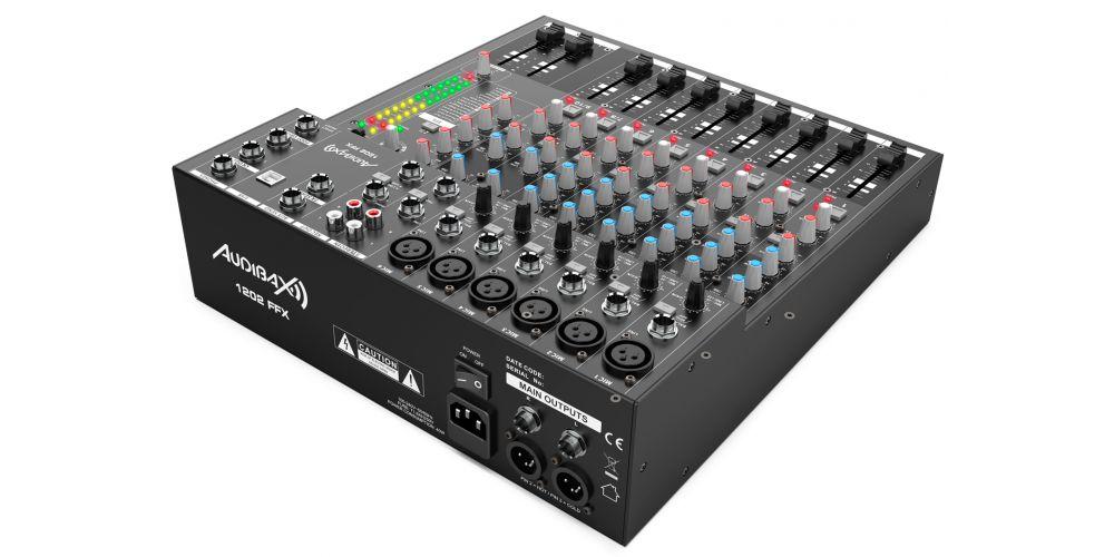 audibax 1202 ffx  mesa mezclas promocion