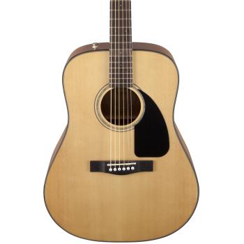 Fender CD-60 V3 Guitarra Acústica Natural + Estuche