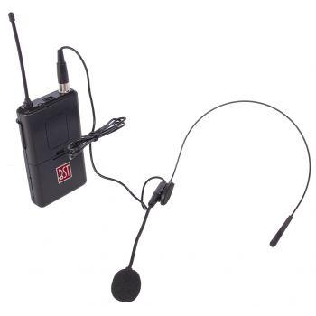 BST IPS10HEAD-A Micrófono de Diadema Inalámbrico UHF 863.05 MHz