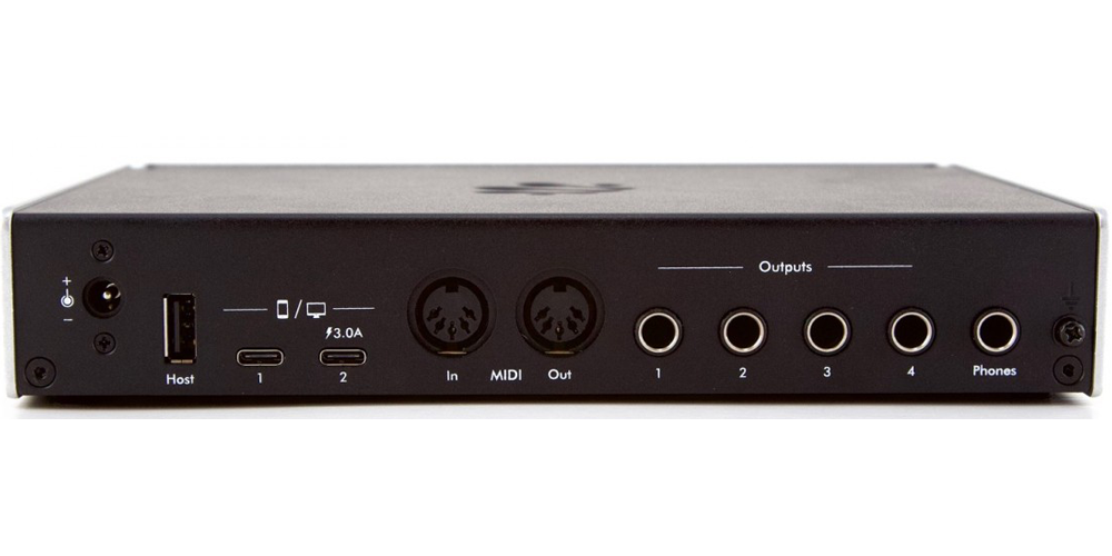 iConnectivity Audio4C Interfaz audio  MIDI