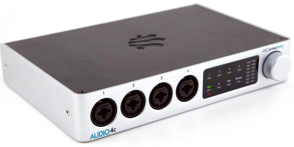 iConnectivity Audio4C Interfaz audio y MIDI