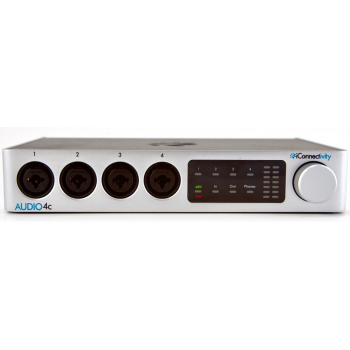 iConnectivity Audio4C Interfaz de Audio y MIDI