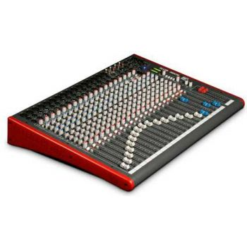 Allen & Heath ZED 24 Mezclador usb