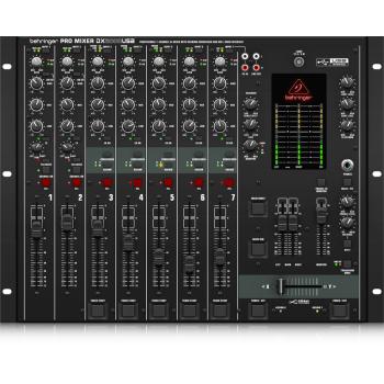 BEHRINGER DX2000 USB Mezclador para DJ 7 Canales