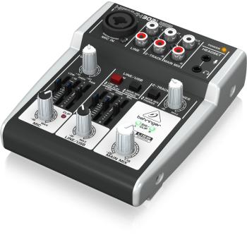 BEHRINGER 302-USB XENYX Mezclador USB de 5 canales