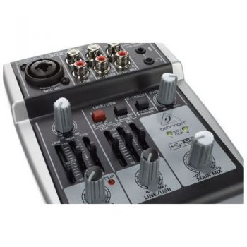 behringer 302usb xenyx controles