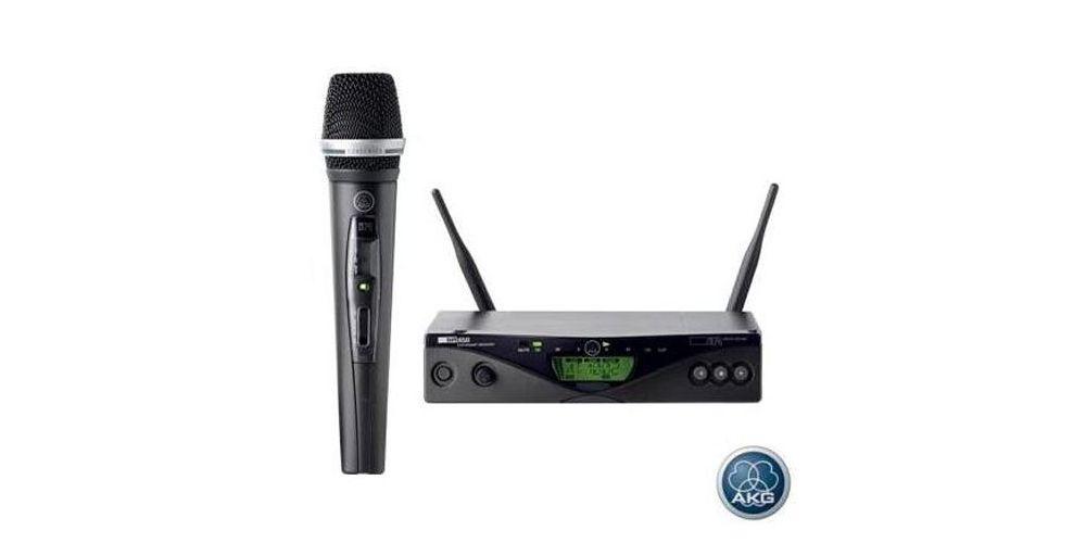 AKG WMS-470 C5 Microfono Inalambrico Sist. SR470 + HT470 Caps. C5