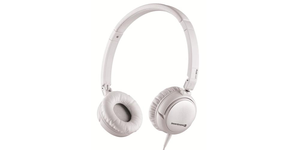 BEYERDYNAMIC DTX-501P  Auricular Abierto Blanco Plegable