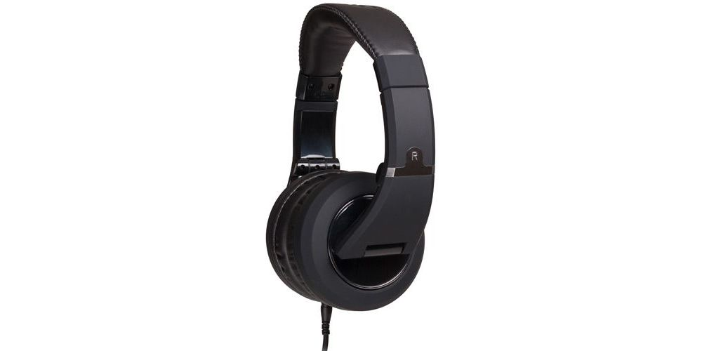 cad mh510 auriculares dj negro
