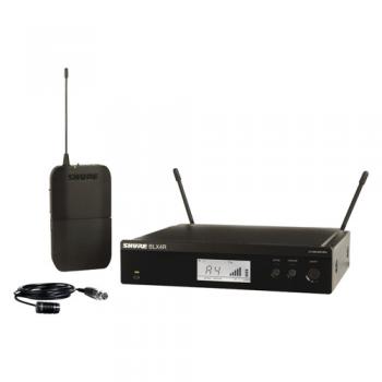 SHURE BLX14R W85 Microfono inalambrico de Solapa Presenter
