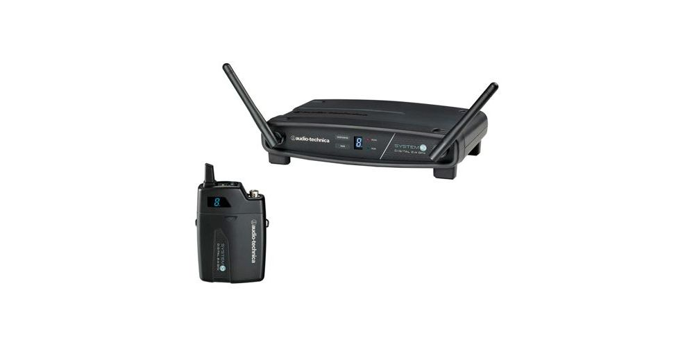 AUDIO TECHNICA ATW-1101 Sistemas inalámbrico digital  transmisor peta