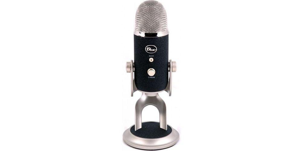 BLUE YETI PRO Microfono USB Para Grabacion