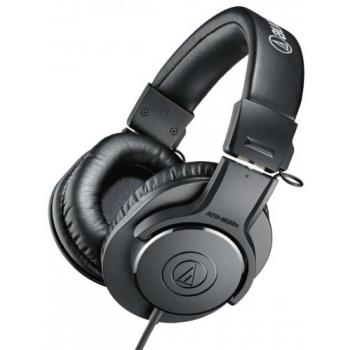 AUDIO-TECHNICA ATH-M20X BK Auricular Profesional