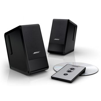 BOSE COMPUTER MUSIC MONITOR Black