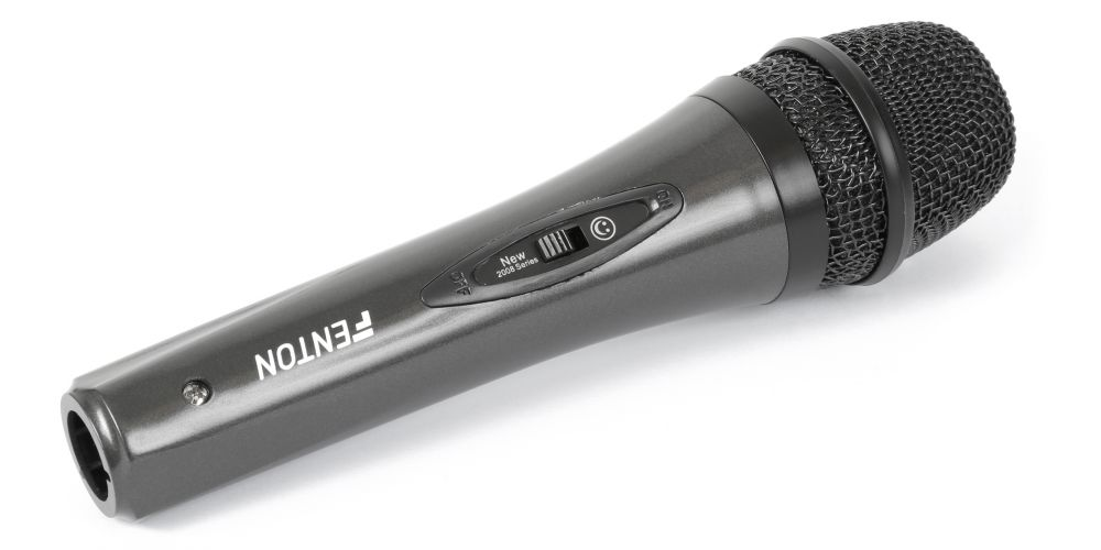 microfono de mano fenton 173454