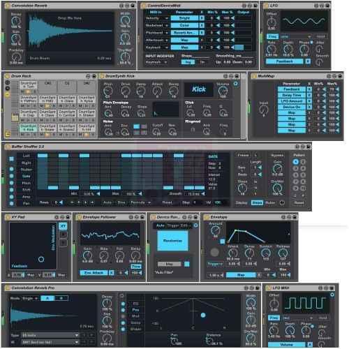 Ableton Live 9 Suite upgrade van intro