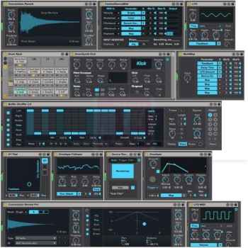 ABLETON LIVE 9 Suite Edition Desde Live Intro 85654