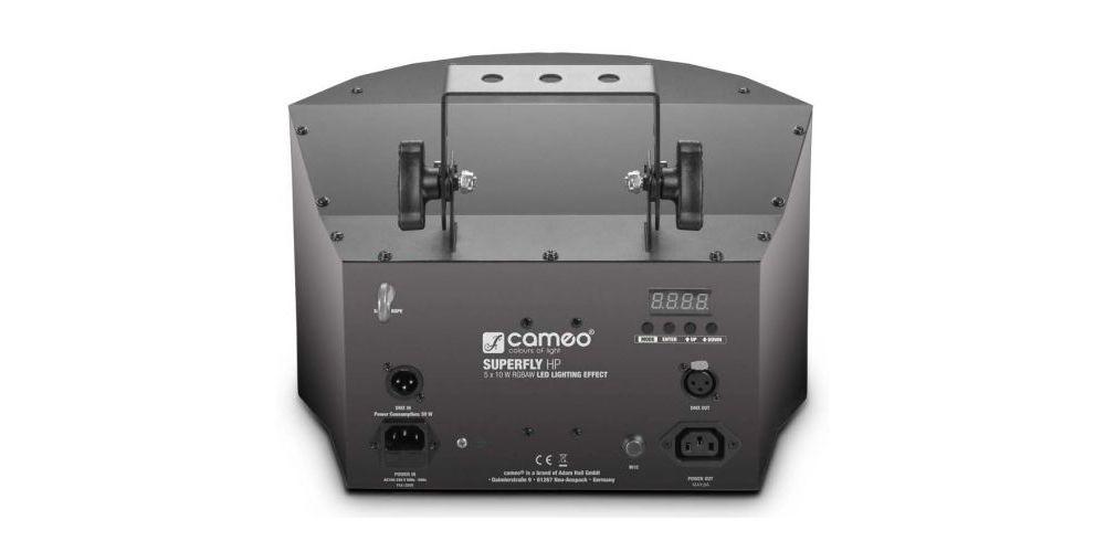 CAMEO SUPERFLY HP Foco de efectos LED