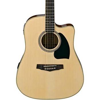 Ibanez PF15ECE NT Guitarra Electro Acústica