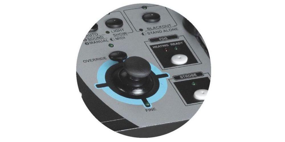 i lead controlador  dmx 24 scanners det