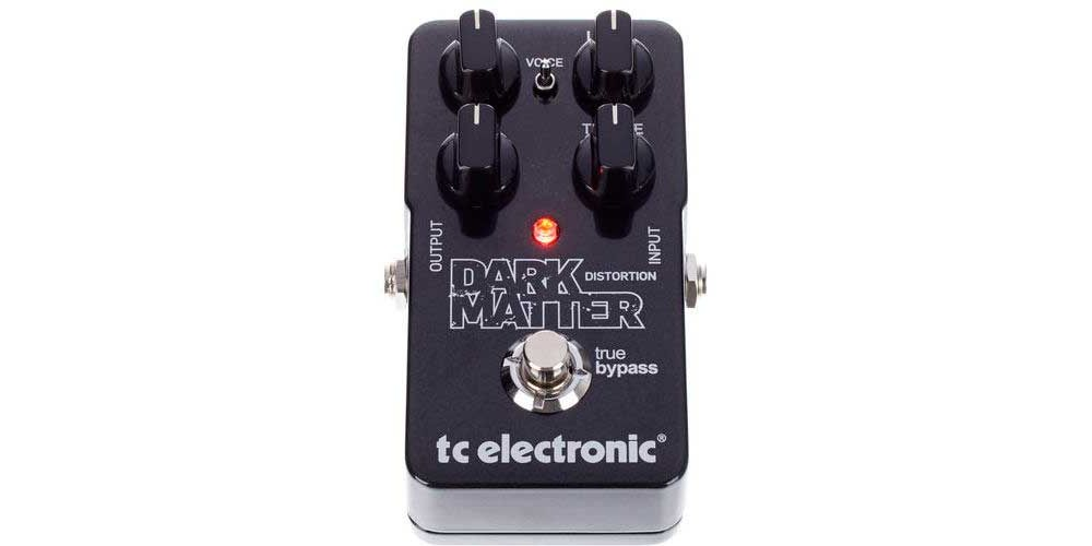 TC Electronic Dark Matter Distortion front