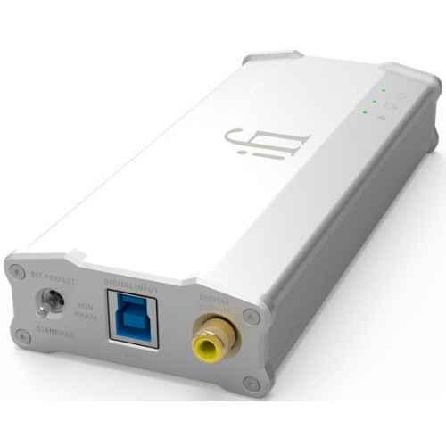 iFi Audio Micro iDAC2 amplificador de auriculares y DAC USB