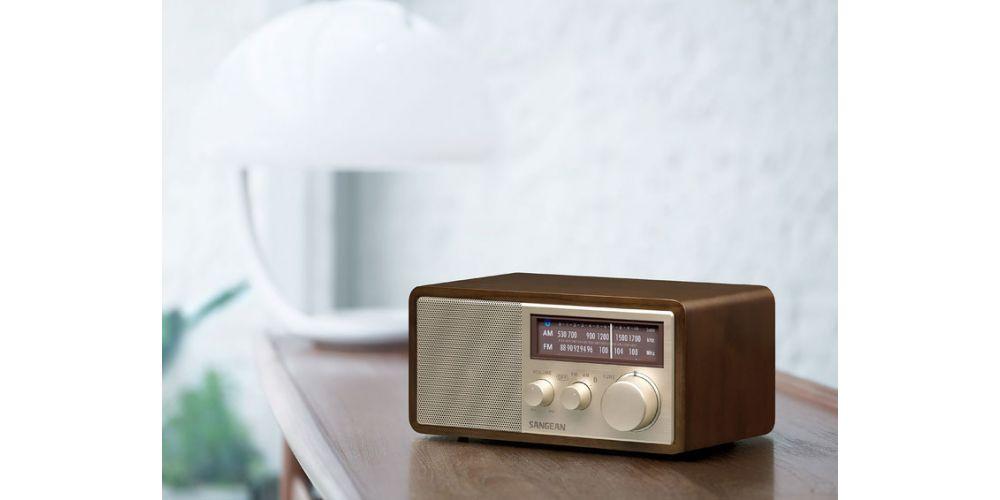 sangean wr11 bluetooth radio