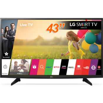 "LG 43LH590V LED Full HD 43"" Smart Tv WebOs"