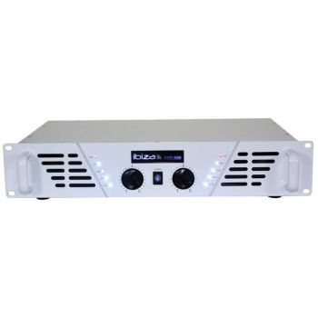Ibiza Sound Amp 600 White