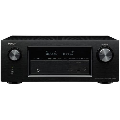 DENON AVR-X3200 + Bose AM-10-V- Black