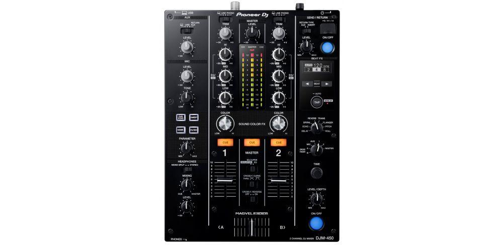 DJM450TOP
