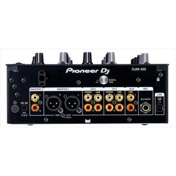 DJM450REAR