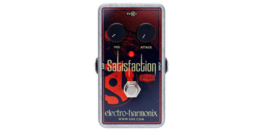 electro harmonix satisfaction fuzz 3