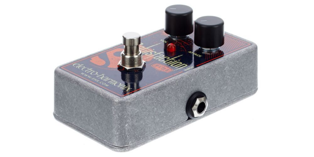 electro harmonix satisfaction fuzz 4
