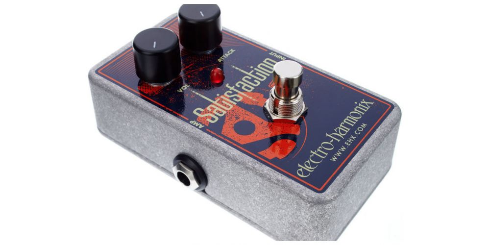 electro harmonix satisfaction fuzz 5