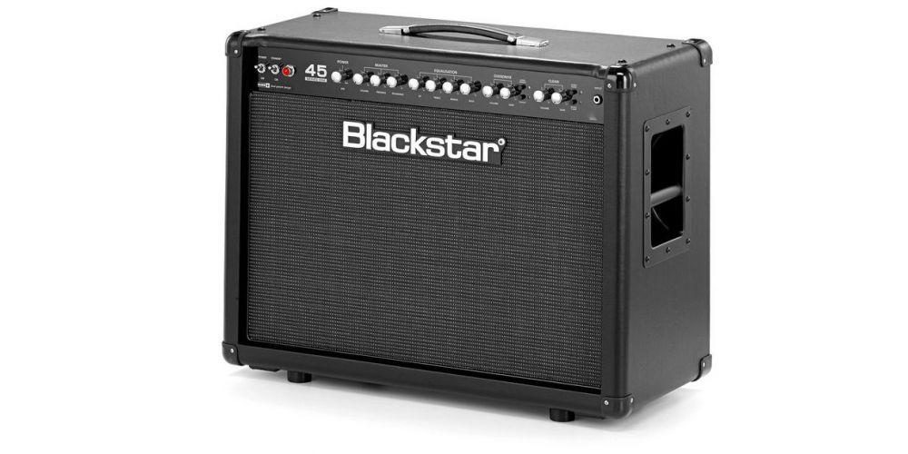 blackstar amplificador guitarra one 45