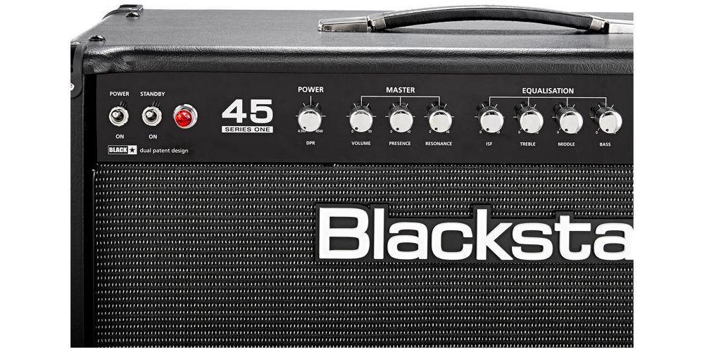 comprar blackstar amplificador guitarra one 45