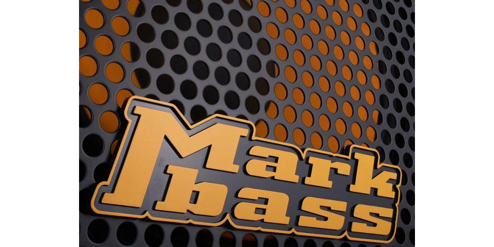 markbass new york 121 logo